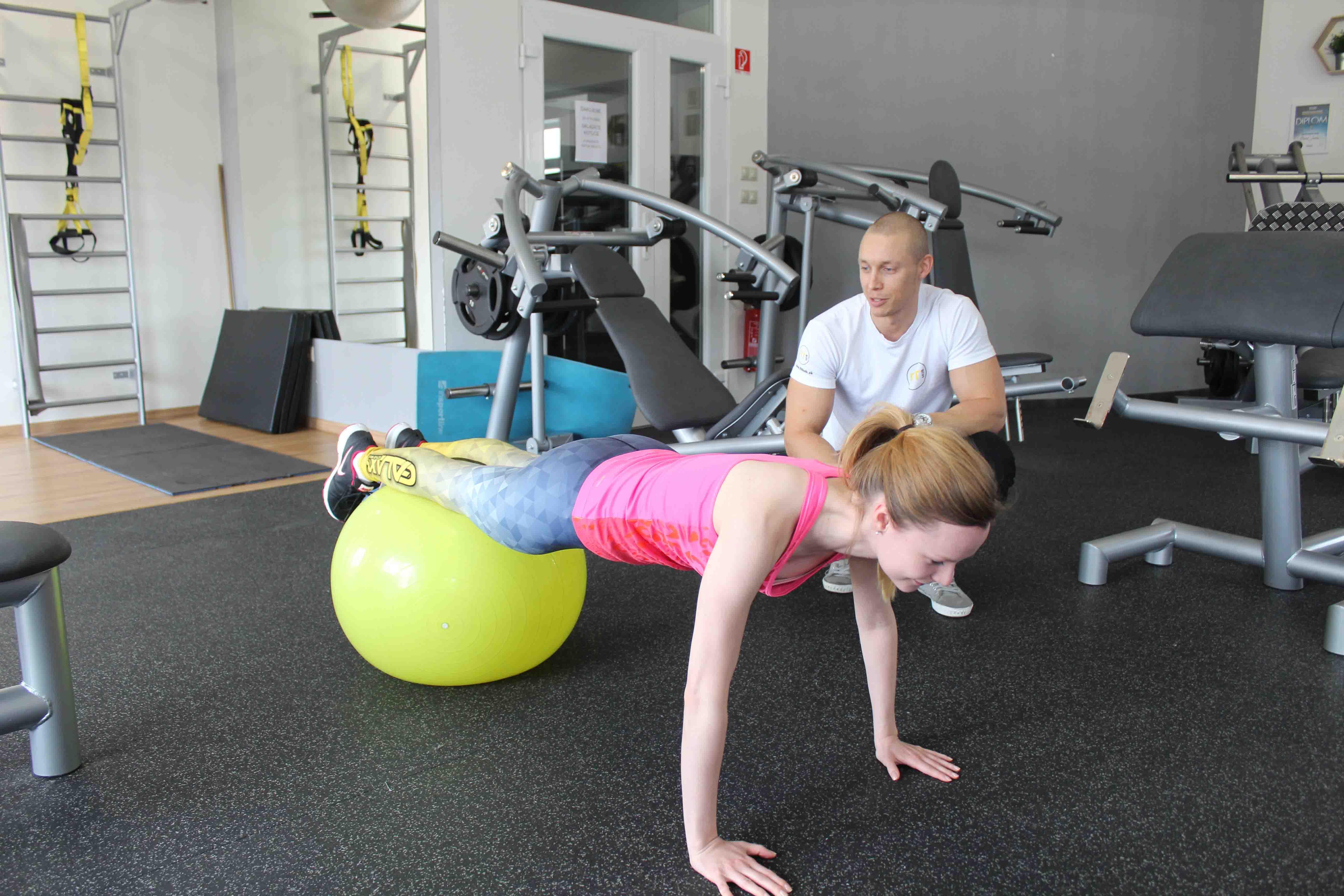 Hlboký stabilizačný systém chrbtice (CORE systém)
