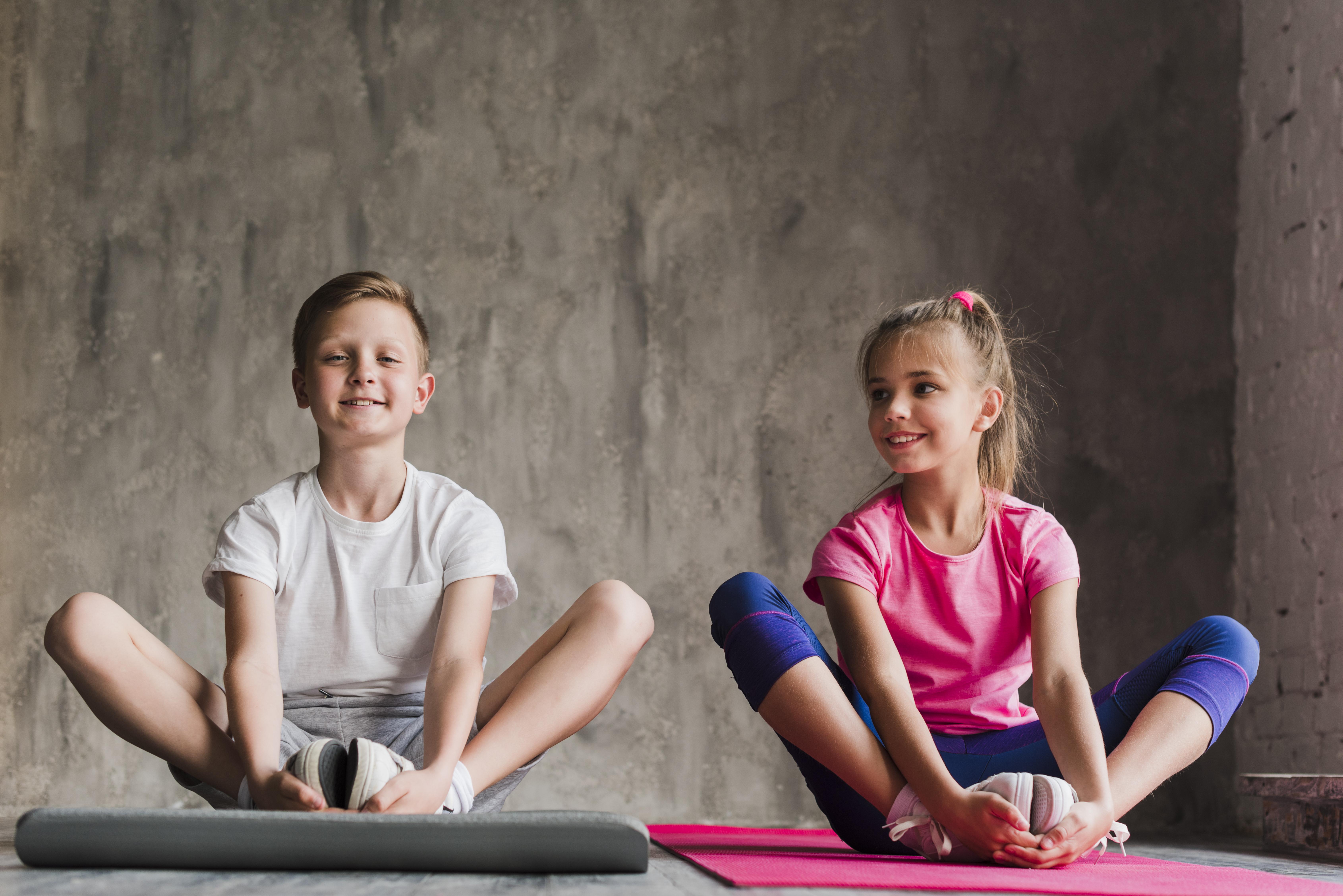 Nezabúdajte na tých najmenších: Aj deti potrebujú pohyb