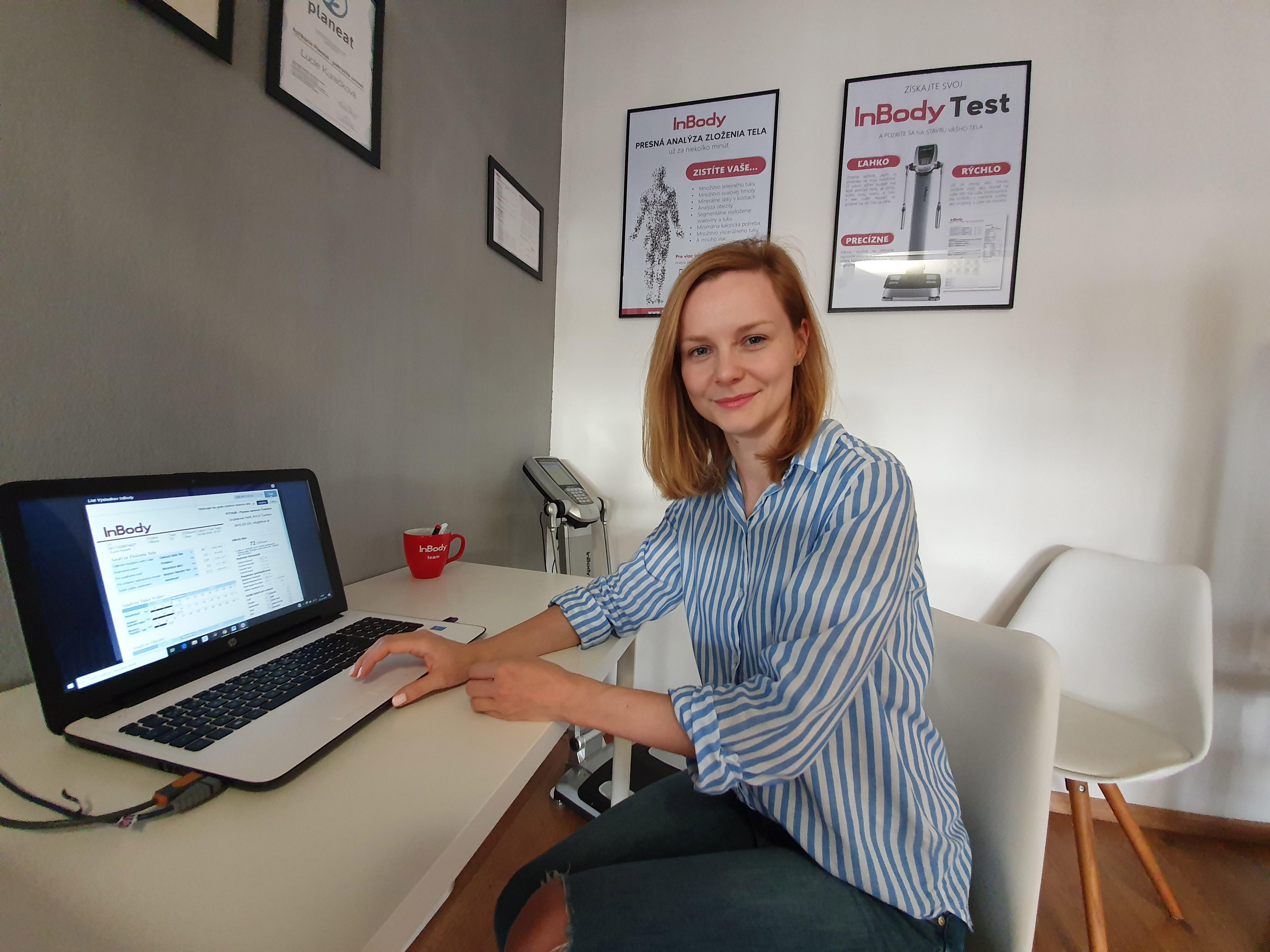 Lucie Kurečková, výživová poradkyňa vo FITHUBE: Často si neuvedomujeme, že za naše problémy môže zlá životospráva